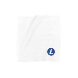 OWLCOIN ショップのLitecoin ライトコイン Towel handkerchiefs