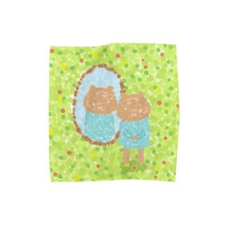 『1番いっしょにいる人』 Towel handkerchiefs
