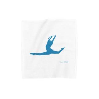 みずいろmeiちゃん Towel handkerchiefs