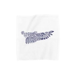 片翼 Towel handkerchiefs