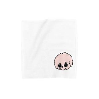 ワンコちゃん Towel handkerchiefs