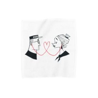 LoveLine Towel handkerchiefs