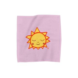 感謝 ともSUN Towel Handkerchief