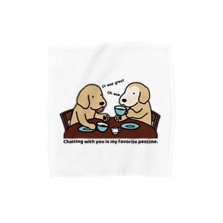 chat Towel handkerchiefs
