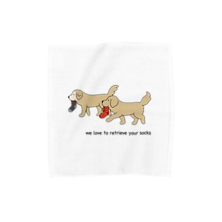 師匠と弟子3 Towel handkerchiefs