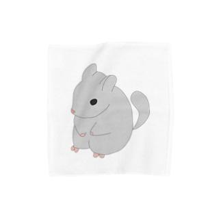 虚無チラ Towel handkerchiefs