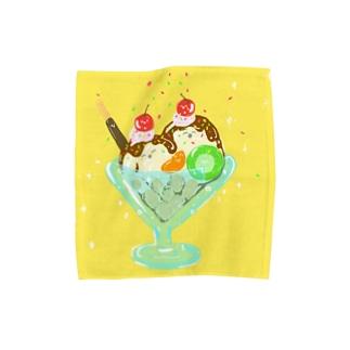パルフェ Towel handkerchiefs