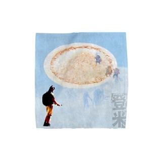 宮城県登米 Towel handkerchiefs
