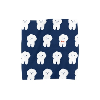 My Bichon Towel handkerchiefs