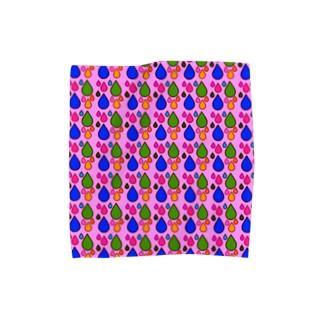 涙のしずく Towel handkerchiefs