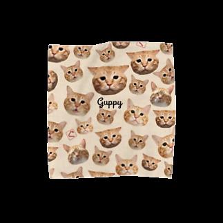 ぐっぴー。のぐっぴー。 Towel handkerchiefs