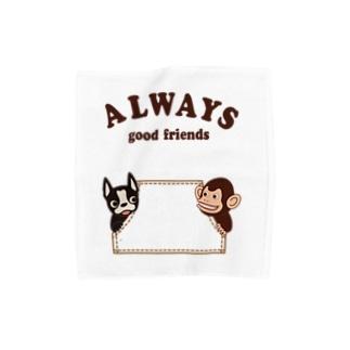 キッズモード某のグッドフレンズ Towel handkerchiefs
