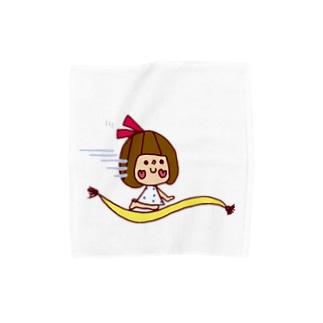 ビューン Towel handkerchiefs