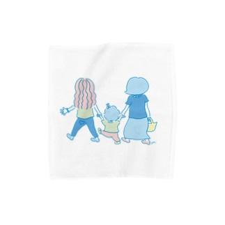 lovely family Towel Handkerchief