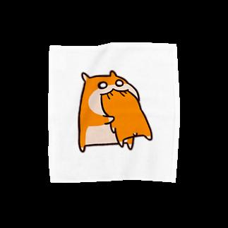 NORICOPOの共食いタオルハンカチ