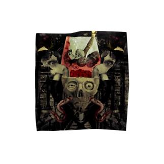 Collector 蒐集者 Towel handkerchiefs