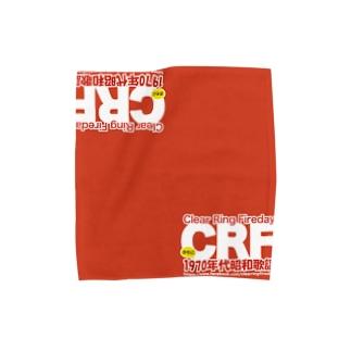 70年代 昭和歌謡 CRF Towel handkerchiefs
