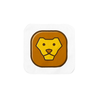 willnetのSavanna lion face タオルハンカチ