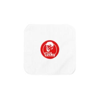 TeamLUCKY Towel handkerchiefs