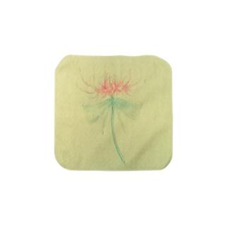 彼岸花 Towel handkerchiefs