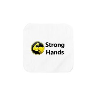 StrongHands Towel Handkerchief