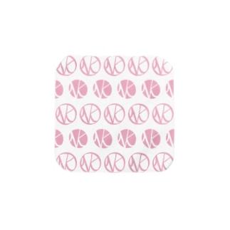 【NK様専用マイロゴ商品ページ】Sサイズ推奨!整列柄 Towel handkerchiefs