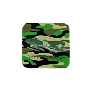 NOMAD-LAB The shopの RF-4EJ phantom Towel handkerchiefs