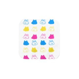 ハムオ  Towel handkerchiefs