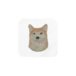 柴犬 Towel handkerchiefs