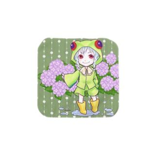 アカメちゃん Towel handkerchiefs