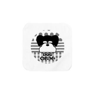 DOG  CHUM mini SCHNA®︎series Towel handkerchiefs