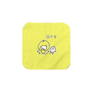 倉田姉妹店のtoririの泣けるハンカチ Towel handkerchiefs