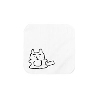 むささびくん Towel handkerchiefs