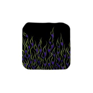 Green Flame Towel handkerchiefs