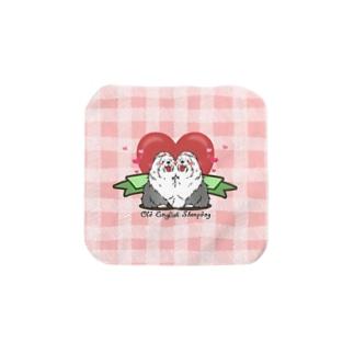 ♥oes♥ハンカチM Towel handkerchiefs