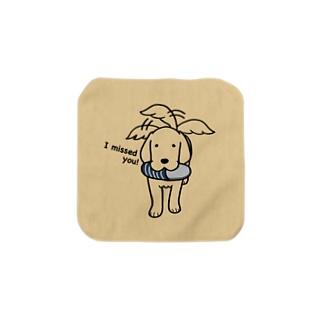スリッパ Towel handkerchiefs