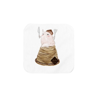 ナメクジちゃん Towel handkerchiefs
