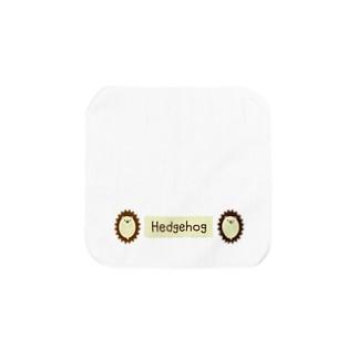 ハリネズミ-2 Towel handkerchiefs