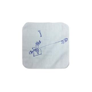 ノリノリHRハンカチ Towel handkerchiefs