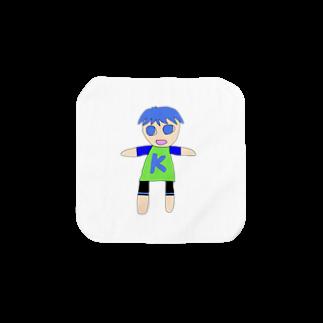 ☆コヒゲームズグッズショップ☆のコヒアーチャー(VER 2.0) Towel handkerchiefs