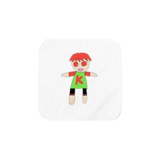 コヒ剣士(VER 2.0) Towel handkerchiefs