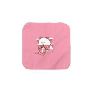 わんこプレゼンツ Towel handkerchiefs