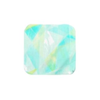 water color aqua 2019 Towel handkerchiefs