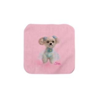 ふくちゃん2 Towel handkerchiefs