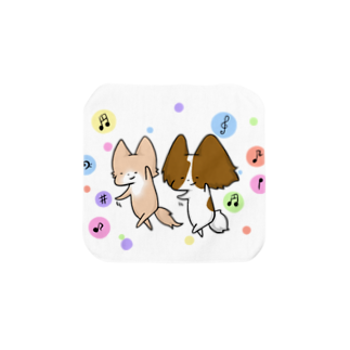 SHIMSHIMPANの踊れ踊れ Towel handkerchiefs