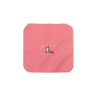 ネコチャァァン Towel handkerchiefs