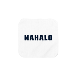 Hawaii Style ClubのJust MAHALO Towel handkerchiefs