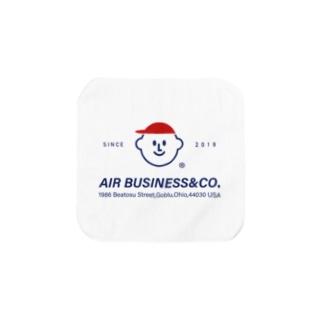AIRBUSINESS&CO. Towel handkerchiefs