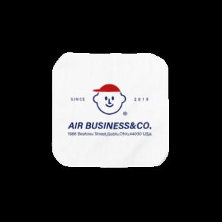 空気商売のAIRBUSINESS&CO. Towel handkerchiefs