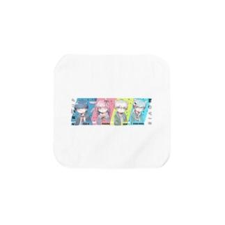 かぐらひりか(動画班 Towel handkerchiefs